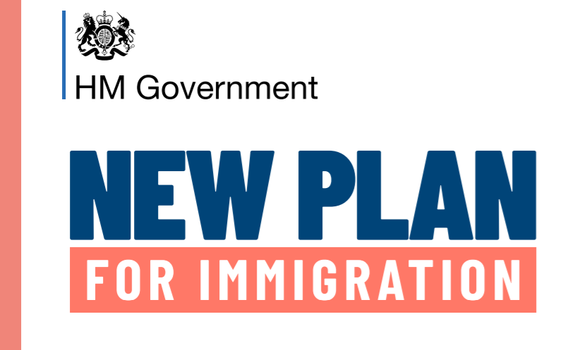 GDWG Factsheet on the New Plan for Immigration consultation