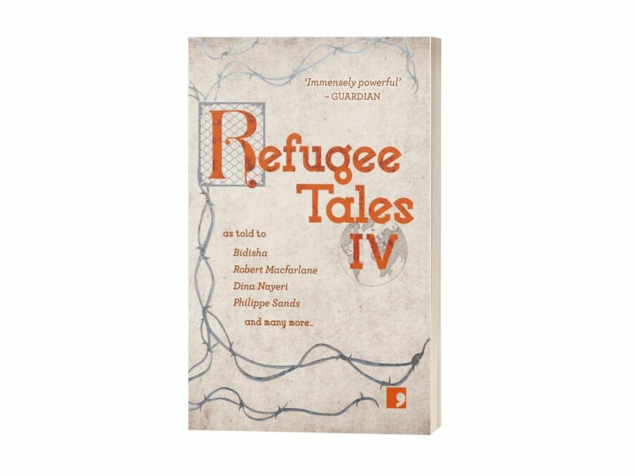 Refugee Tales IV available to pre-order now – out 28 July!